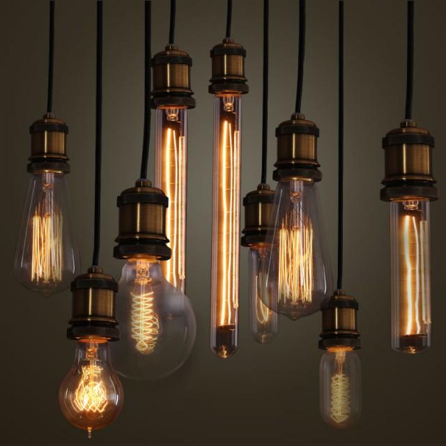 Ретро лампы
